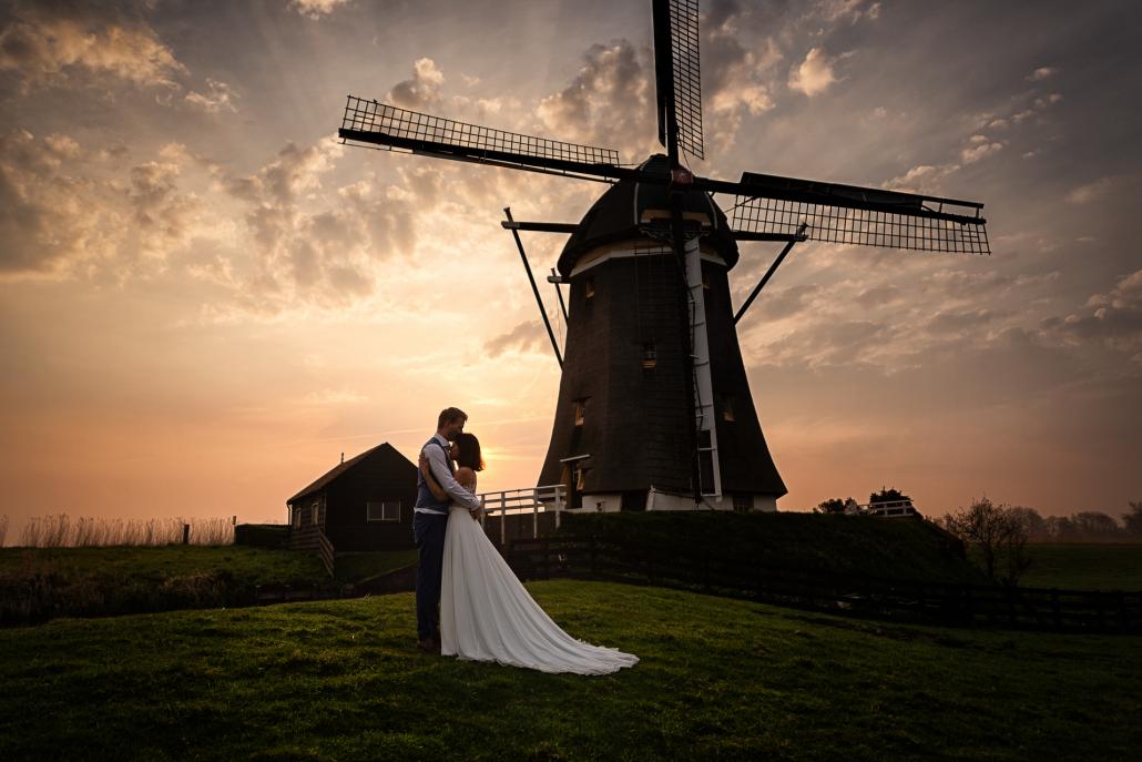 trash the dress in Olanda
