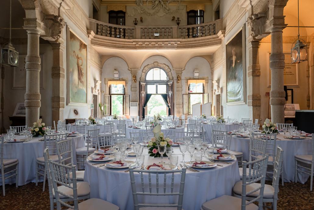 Matrimonio a Villa Rezzonico