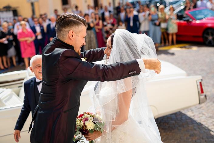 Matrimonio a Corte di Casale