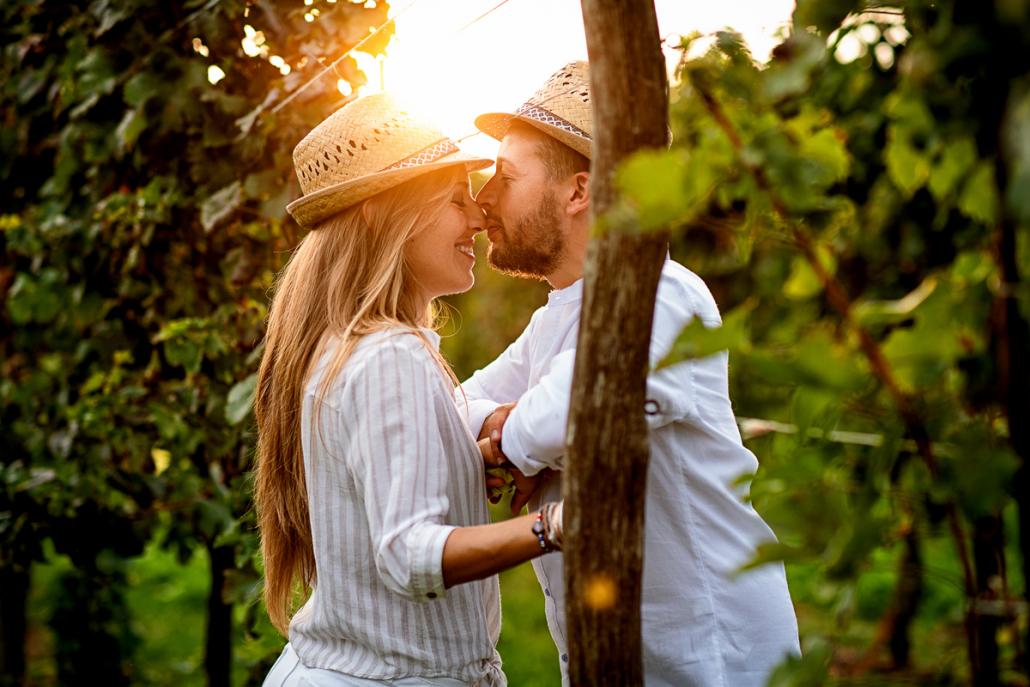 servizio fotografico di coppia a Breganze