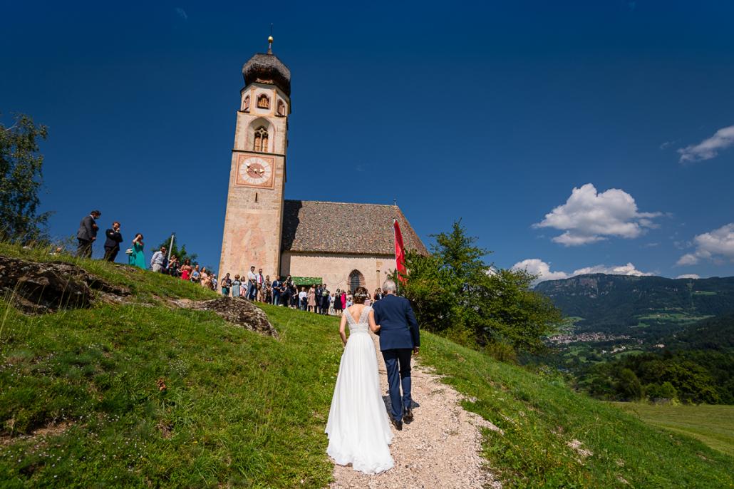 Matrimonio all'Alpe di Siusi