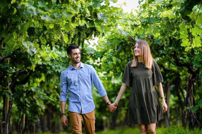 engagement a Cologna Veneta